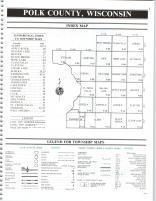 Index Map, Polk County 1992